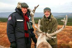 Gordon Buchanan reveals all about going wild with celebrities