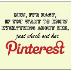 Quotes About Pinterest | Humorous Pinterest quotes... For the funniest quotes and jokes visit ...