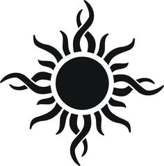 godsmack sun tattoo For the Mosaic I want to make for Heather