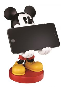 Disney: Mickey Mouse 8 inch Cable Guy Phone and Controller Holder - Merchoid Mickey Mouse Room, Mickey Mouse Phone, Mickey Mouse Wallpaper Iphone, Mickey Mouse Kitchen, Disney Kitchen, Mickey Mouse And Friends, Disney Mickey Mouse, Mickey Mouse Images, Disney Rooms