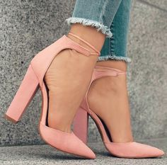 You can buy these heels on website: http://www.lolashoetique.com/new-arrivals #heels #rose #baby
