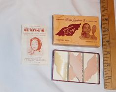 Vintage Hollywood Products Co Hollywood Wings Theatrical Size Trenton N.J.,rare | eBay
