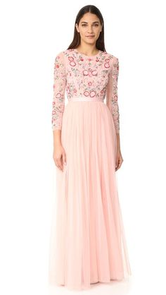 Needle & Thread Meadow Gown
