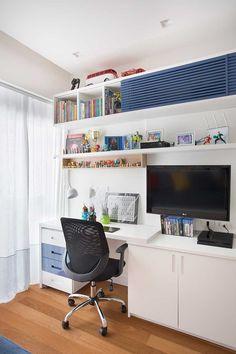 Home Decorators Luxury Vinyl Plank Smart Home Design, Home Office Design, Home Office Decor, Home Decor Bedroom, Study Room Design, Desk In Living Room, Kids Bedroom Designs, Interior Design, Luxury Vinyl