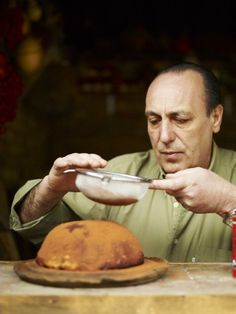 Gennaro Contaldo, the chef who taught Jamie Oliver Italian Cooking!