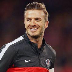 David Beckham Short Hair - Best Haircuts