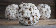 Cotton Boll Ball - 6 Inch                                                                                                                                                                                 More Farmhouse Table Decor, Rustic Decor, Farmhouse Ideas, Vintage Decor, Preserved Boxwood, Cotton Bowl, Cotton Decor, Cotton Fields, Bowl Fillers
