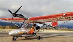 eSpyder Electric Airplane