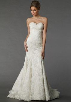 Pnina Tornai for Kleinfeld 4371 Wedding Dress - The Knot