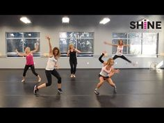 Everything you need to know about zumba Fight Song by Rachel Platten. SHiNE DANCE FITNESS - YouTube