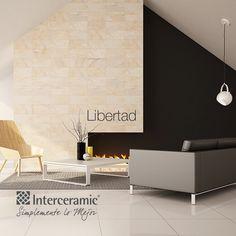 El color más usado en un espacio Zen es el blanco y toda su gama de colores neutros.  #TipsInterceramic