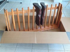 Boot Rack Closet Organizer That Wonu0027t Tip Over