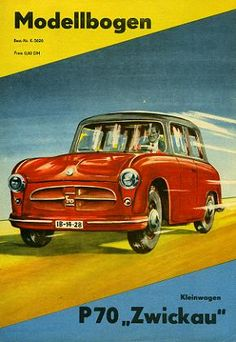 Trabant [the lights don't look aligned in this poster]