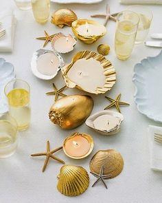 70 Καλοκαιρινές ΣΥΝΘΕΣΕΙΣ-Διακοσμήσεις με ΚΟΧΥΛΙΑ και ΚΕΡΙΑ | ΣΟΥΛΟΥΠΩΣΕ ΤΟ