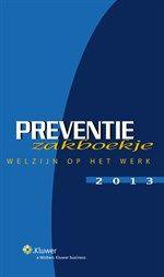 Preventie zakboekje welzijn op het werk. Plaats: 349.3 PREV 2015