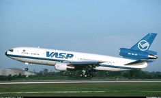 VASP Brazil McDonnell-Douglas DC-10-30
