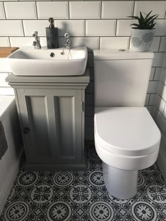 Navigate to the original website around Diy Master Bathroom Ideas Renovation Small Attic Bathroom, Small Toilet Room, Bathroom Red, Family Bathroom, Bathroom Layout, Bathroom Interior Design, Master Bathroom, Remodled Bathrooms, New Bathroom Ideas