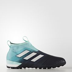 designer fashion 826c8 0dd39 Adidas ACE TANGO 17+ PURECONTROL TURF SHOES Mens Soccer Cleats, Soccer Shoes,  Turf