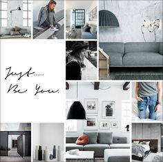 Grey Love | Moodboard