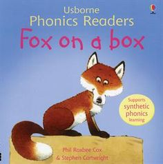 "One of the original books in the Usborne Phonics Readers Series,""Fox on a Box,"" is still available as a separate title as well as included in ""Ted and Friends,"" the combined volume of the first twelve phonics books published and illustrated by Stephen Cartwright."