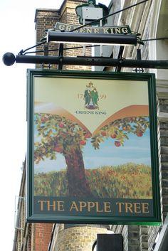 The Apple Tree, London EC1