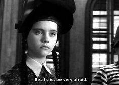 Wednesday ~ Christina Ricci ~ Addams Family Values (1993)