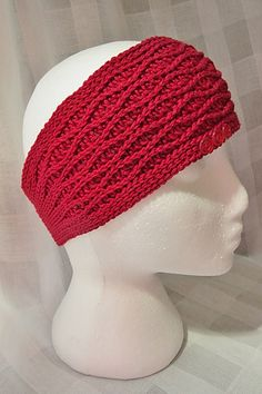Ravelry is a community site, an organizational tool, and a yarn & pattern database for knitters and crocheters. Slip Stitch Crochet, Knit Crochet, Crochet Hats, Women's Hats, Crochet Woman, Hats For Women, Kos, Ravelry, Wave