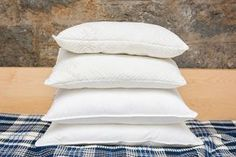 The Best Bed Pillows for 2018 & What\u0027s the Best Pillow for Side Sleepers? | Back Pain | Pinterest ...