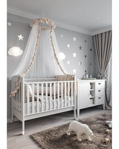 20 Latest Trend of Cute Baby Boy Room Ideas – Baby Room 2020
