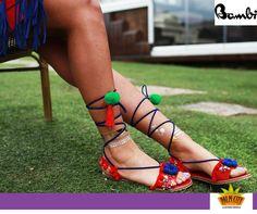 Hafta sonu gezmelerinizde size Bambi'nin şık sandaletleri eşlik etsin! :) #bambi #sandalet #bahar #spring #carrefoursaicerenkoyavm