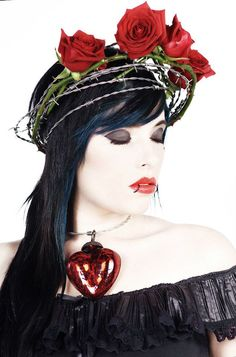 Roses von Chanty.