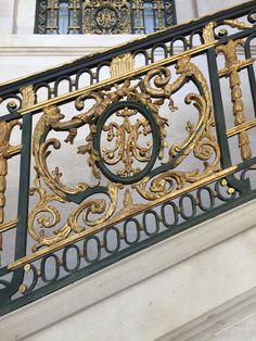 Marie Antoinette's monogram at Versailles