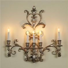 Antique Italian chandeliers, sconces, and more from www.shadesoflight.com
