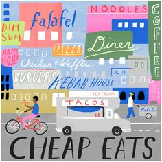 The Best Cheap Eats in NYC 2014 | Tasting Table NYC