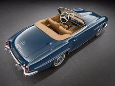 1959 Mercedes-Benz SL 190 190 SL