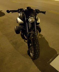 R1150 rockster bmw Cafe racer