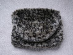 A glorious weekend, and a fur snood tutorial / Create / Enjoy