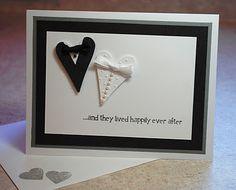 card making- wedding