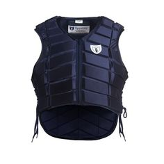 Tipperary Vest - Eventer Protective Riding Vest   Dover Saddlery Bull Riding, Riding Gear, Dover Saddlery, Riding Outfits, High Level, Upper Body, Vest, How To Wear, Fashion