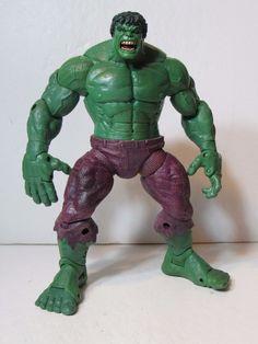 Marvel legends Face off 2 pack series The Hulk 6 inch action figure  | eBay