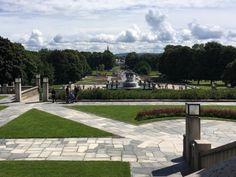 Oslo, Norway, Trip Advisor, Sidewalk, Walkways, Pavement