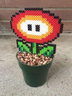 Super Mario Fire Flower Plant #supermario #mario #supermariobros #nintendo #merch #merchandise #fireflower