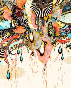 Giclee Fine Art Print Allusion by yellena on Etsy
