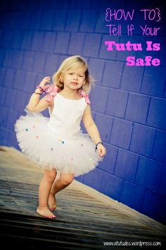 {How To} Tell If Your Tutu Is Safe? Have you ever wondered about the safety of the tutus that you buy? Atutudes has painstakingly researched and perfected the art of tutu making and materials to ensure that your child is safe. See how here. A must read for anyone interested in purchasing tutus for their little ones.