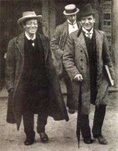 Gustav Mahler and Bruno Walter