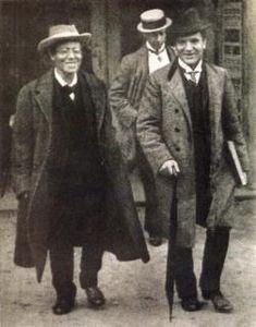 Gustav Mahler and Bruno Walter