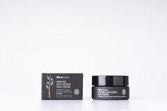 Organic anti-ageing face cream