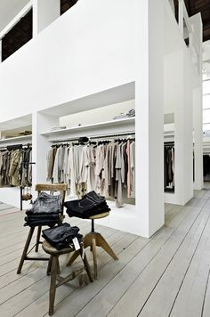 Retail Design | Shop Design | Fashion Store Interior Fashion Shops |  HUMANOID Shop Arnhem #