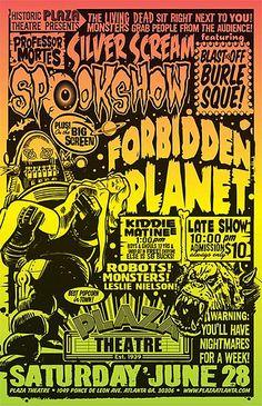 Forbidden Planet |  Kevin Rej
