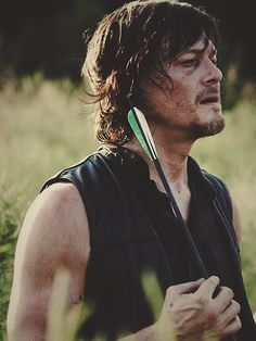 The Walking Dead season 4 episode 10 Daryl!!!!
